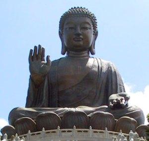 Tian Tan Buddha Statue, Hong Kong