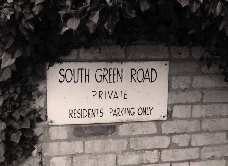 An exclusive road