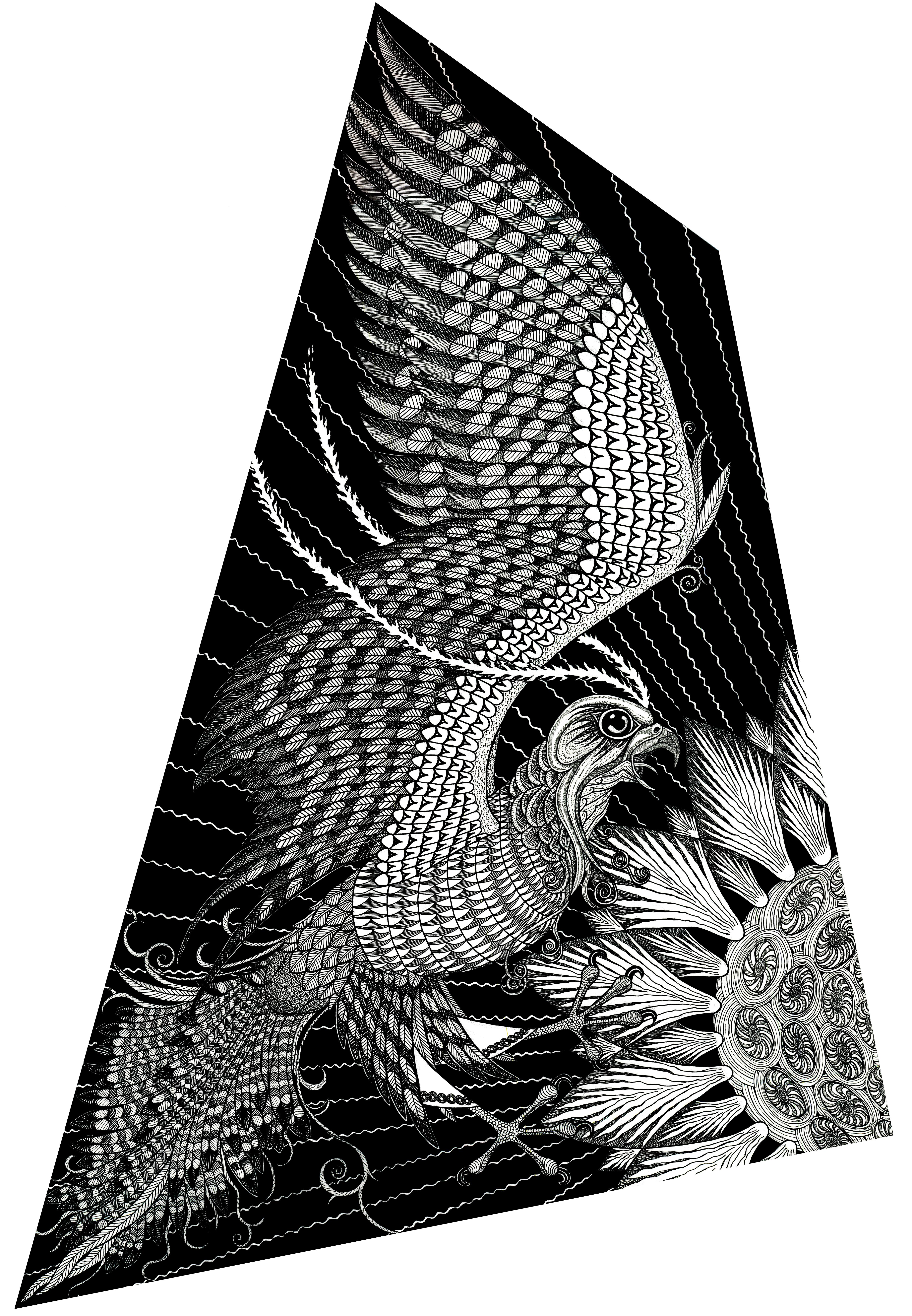 Rarog the Divine Falcon