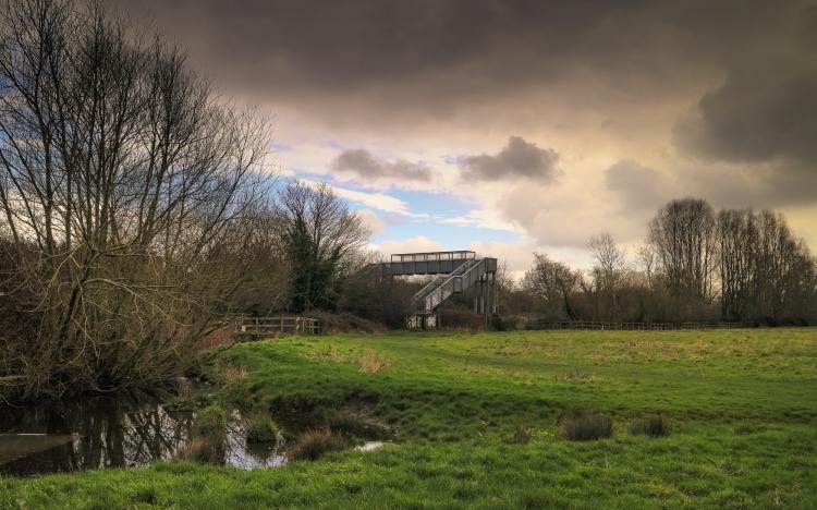 Blog Old Footbridge 2